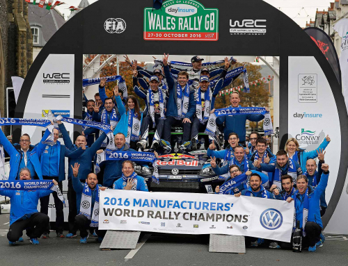Volkswagen exits World Rally due to dieselgate