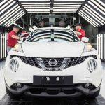 Nissan Juke Sunderland
