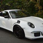 Porsche 996 to 911 GT3 RS