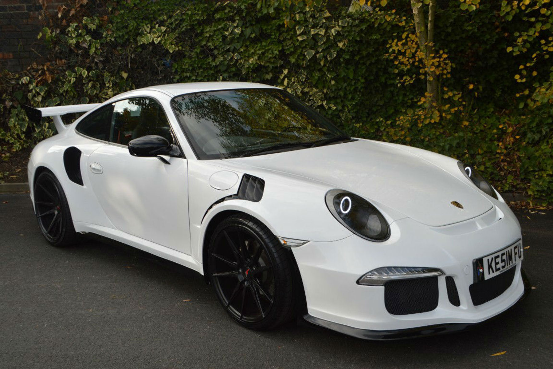 A porsche 991 gt3 rs for 27950 but there is a catch motoring porsche 996 to 911 gt3 rs sciox Images
