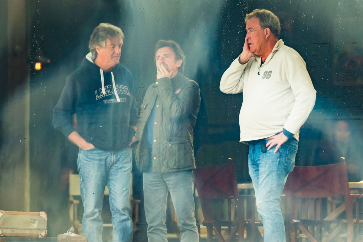 Jeremy Clarkson's The Grand Tour is going to Scotland