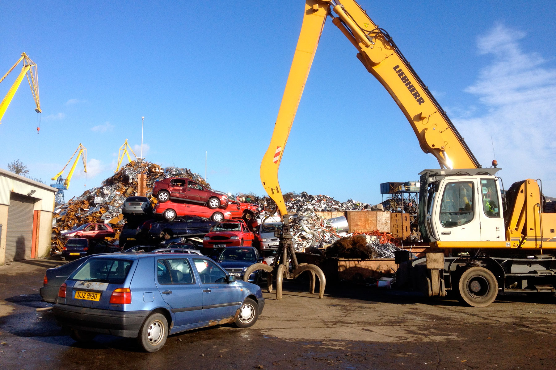Scrap your car and raise money for charity | Motoring Research