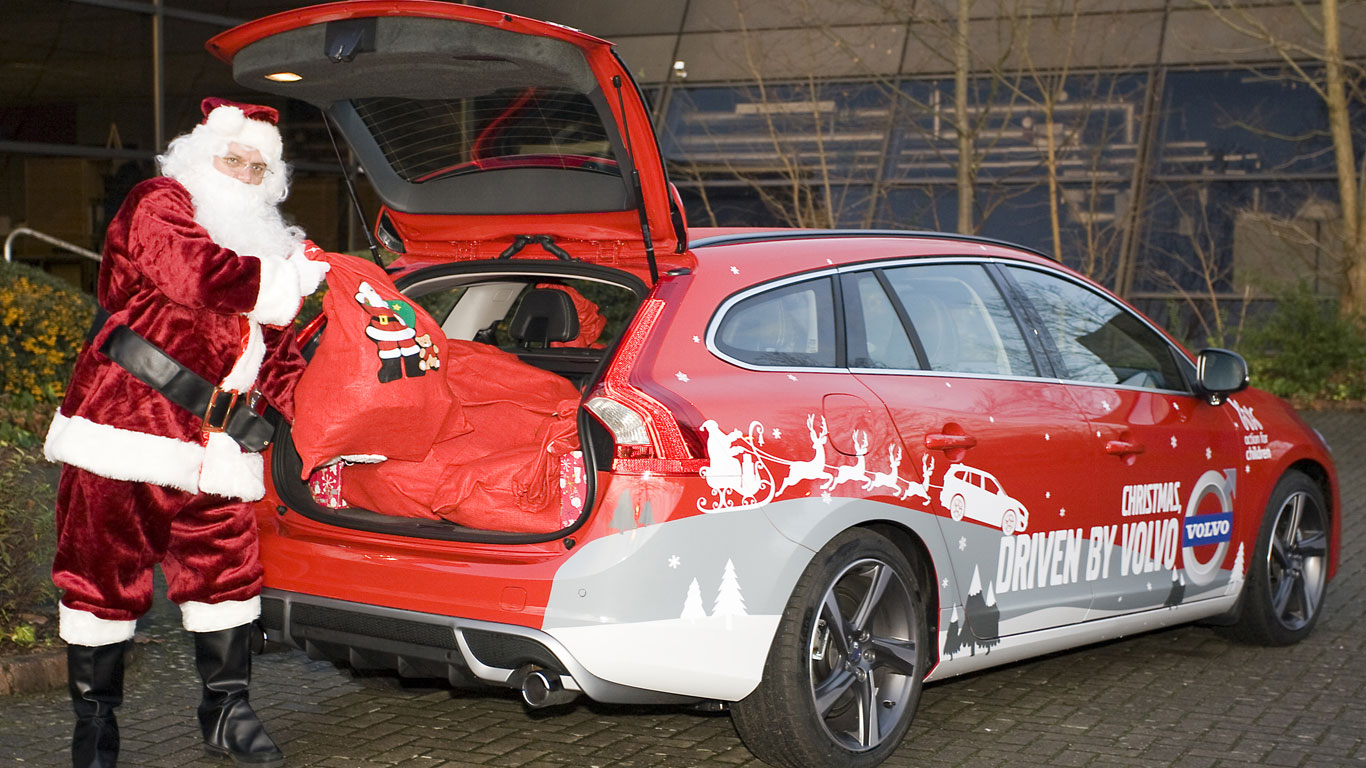 The best Christmas presents for you and your car