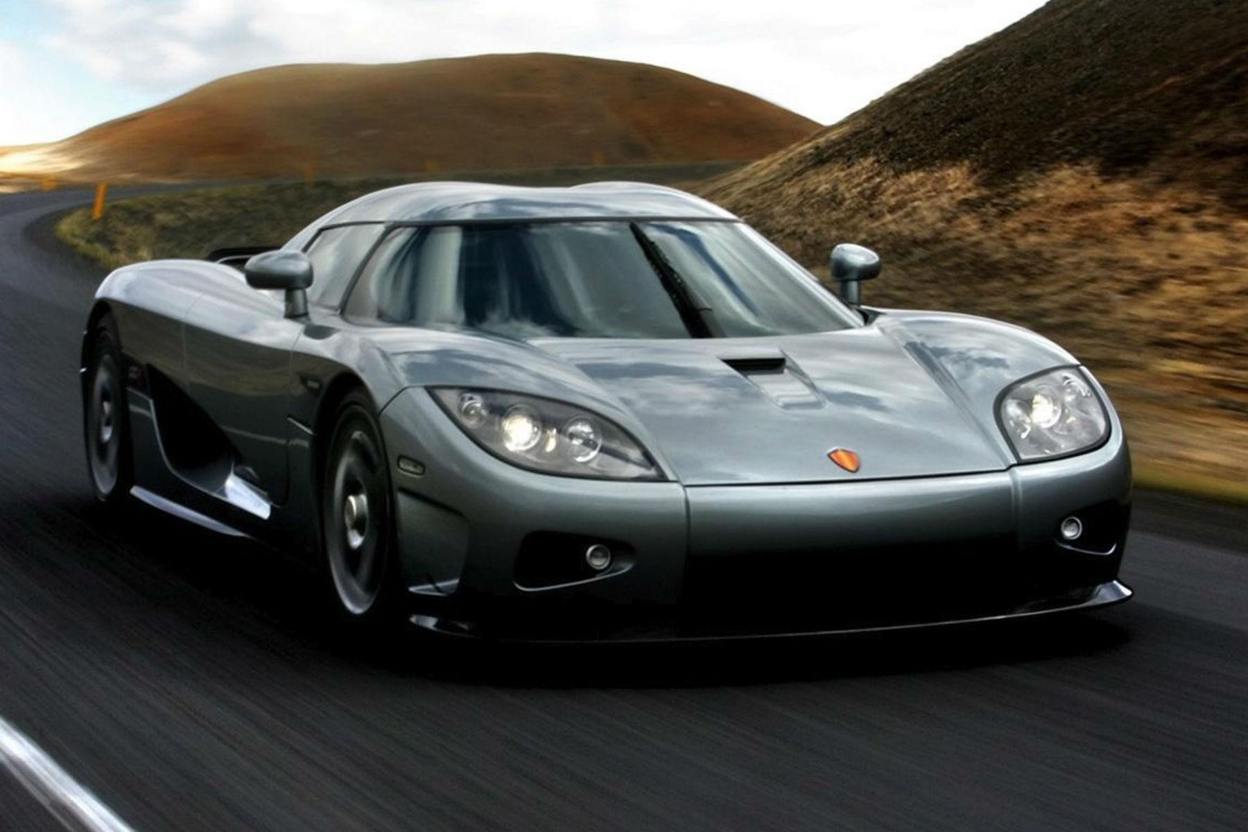 7: Koenigsegg - 1,750,000