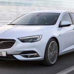 This is the first Vauxhall to have a pedestrian safety-boosting active bonnet. It is made from aluminium.