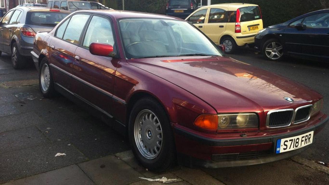 BMW 7 Series – £700