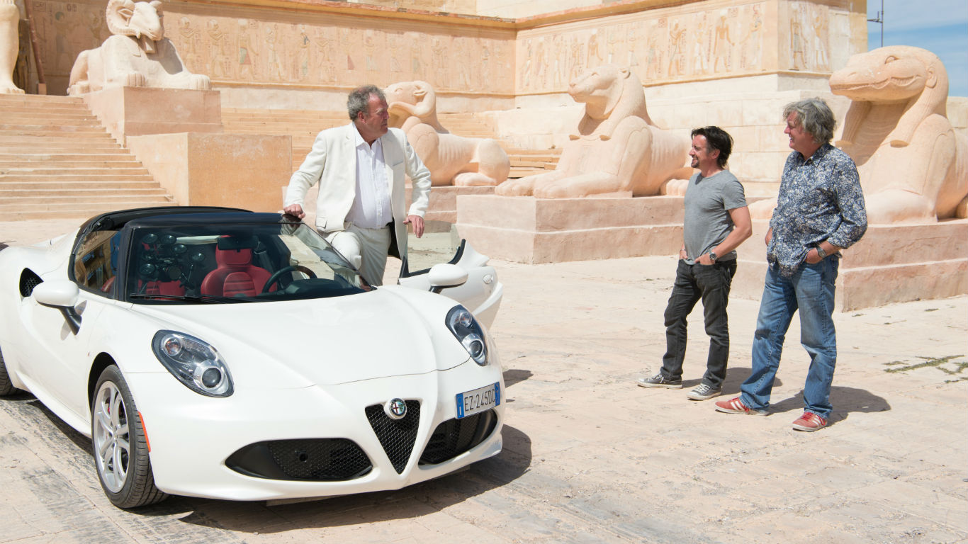 These Are All The Cars Featured On The Grand Tour So Far - Xenos sports cars