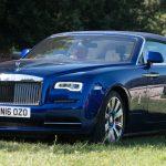 Driven: James May's Rolls-Royce Dawn