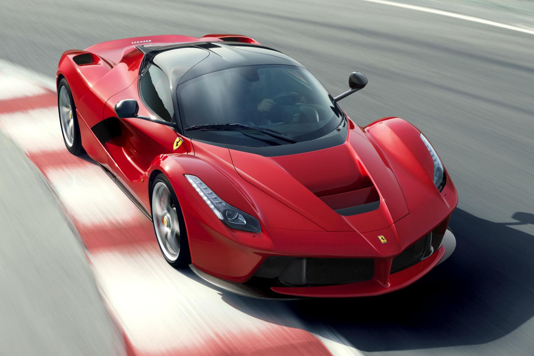 1: Ferrari - 55,000,000