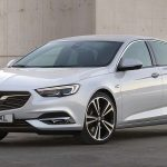 The new Insignia is much sharper and more distinctive than the forgettable current car. It has been designed by a Brit, Mark Smith.