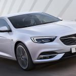 The design of the new Insignia is (apparently) derived from the popular Monza concept car of 2013.
