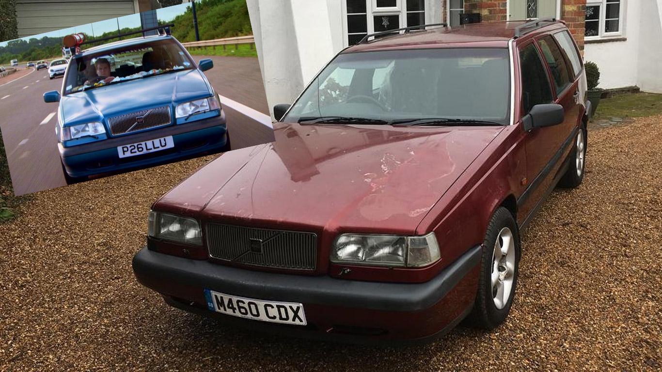 Volvo 850 – £700