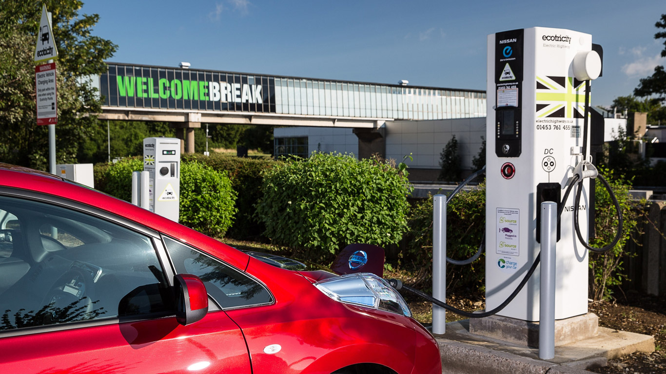 July: Ecotricity announces £6 fee for electric car charging