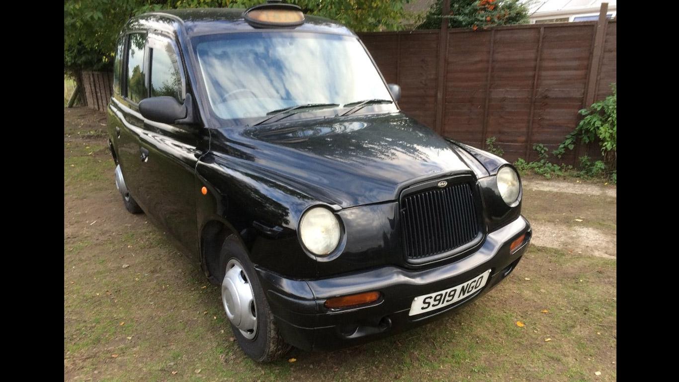 Black cab – £795