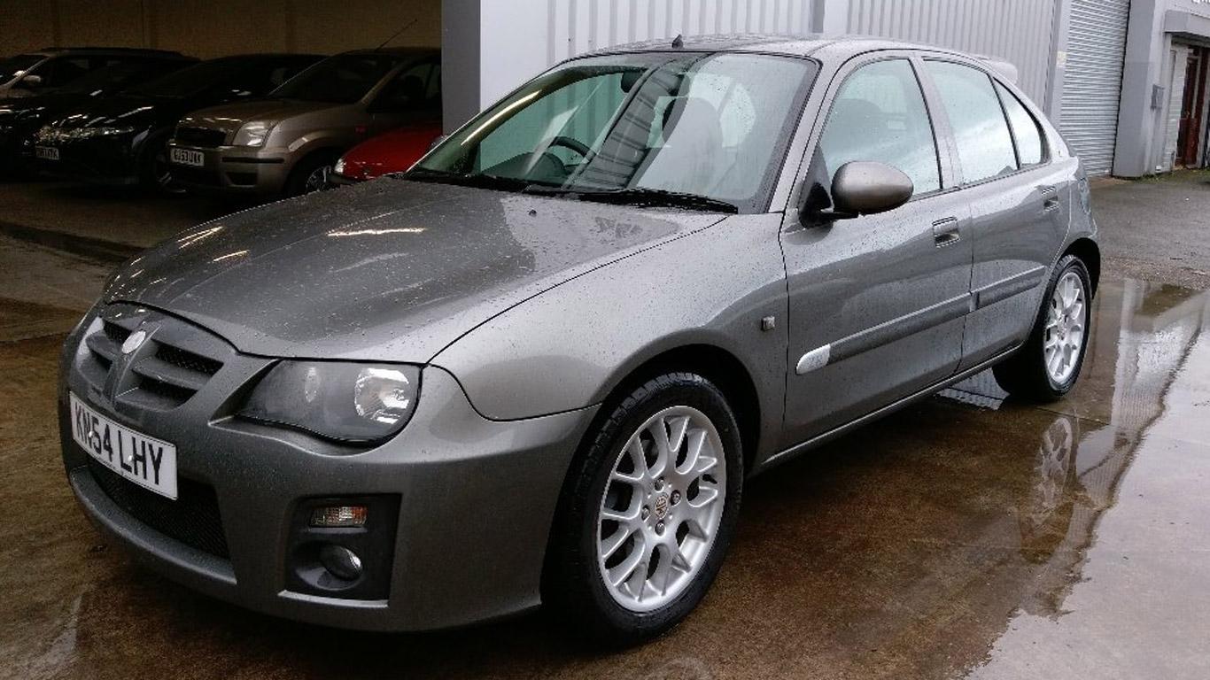 MG ZR – £750