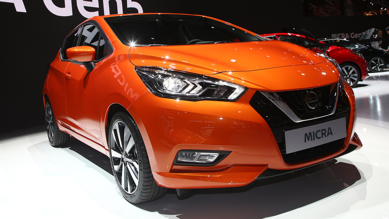September: New Nissan Micra revealed