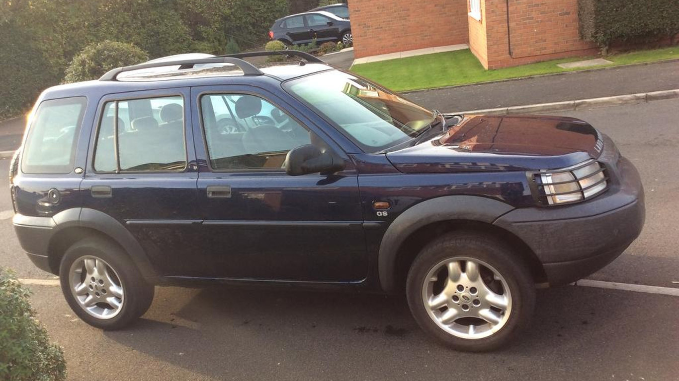 Land Rover Freelander – £600