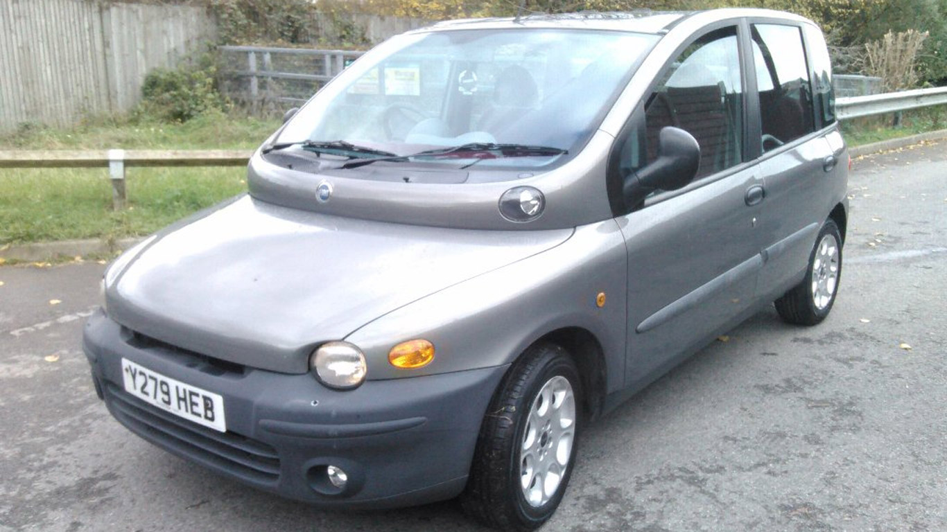 Fiat Multipla – £600