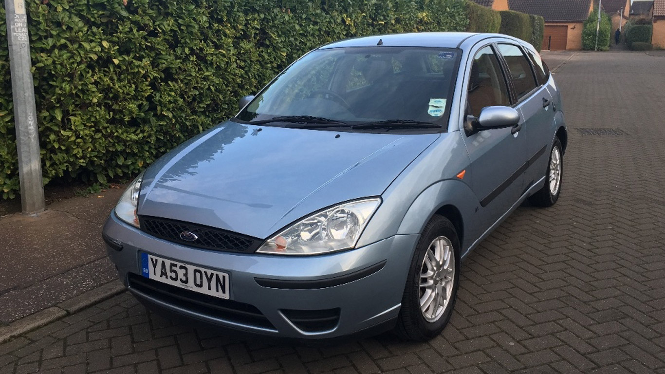Ford Focus – £745