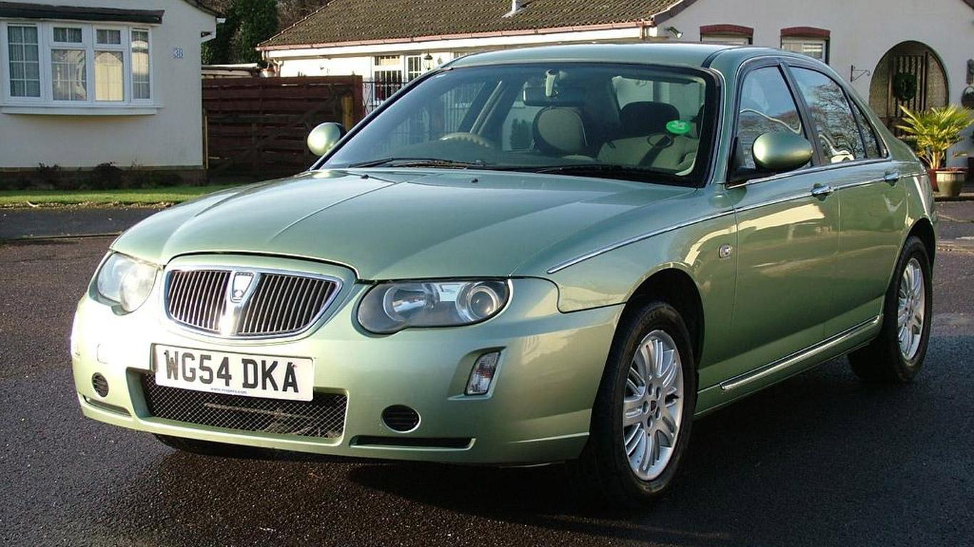 Rover 75 – £725