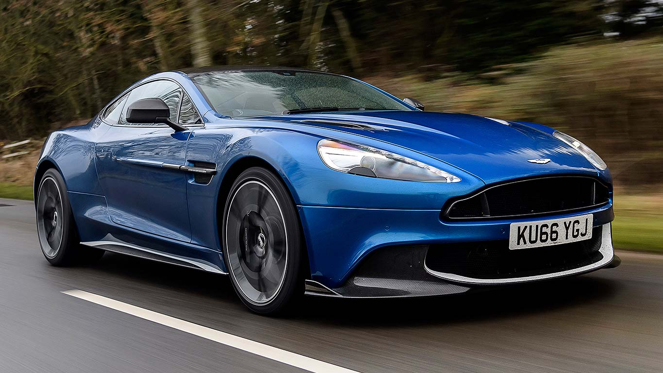 2017 Aston Martin Vanquish S review: a GT great | Motoring Research