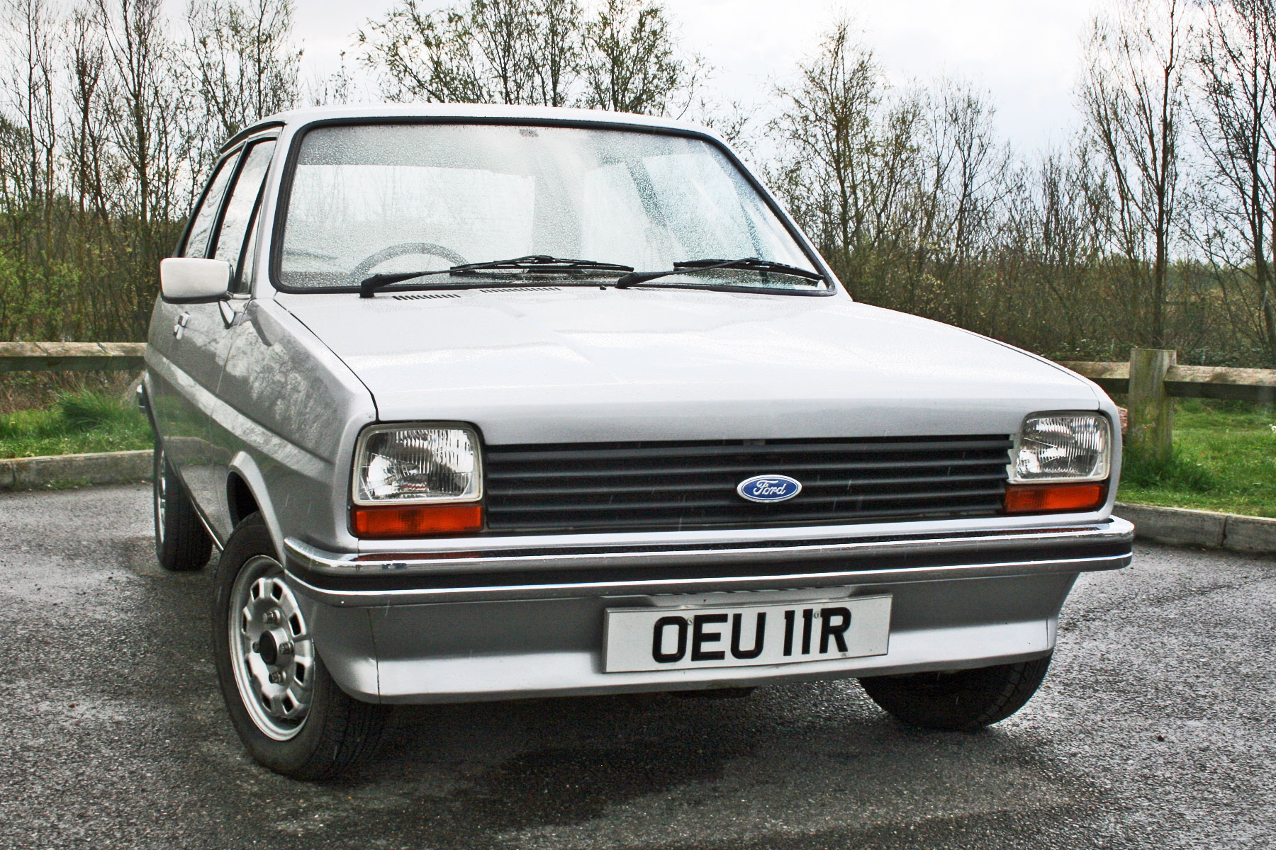 Ford Fiesta: Retro Road Test