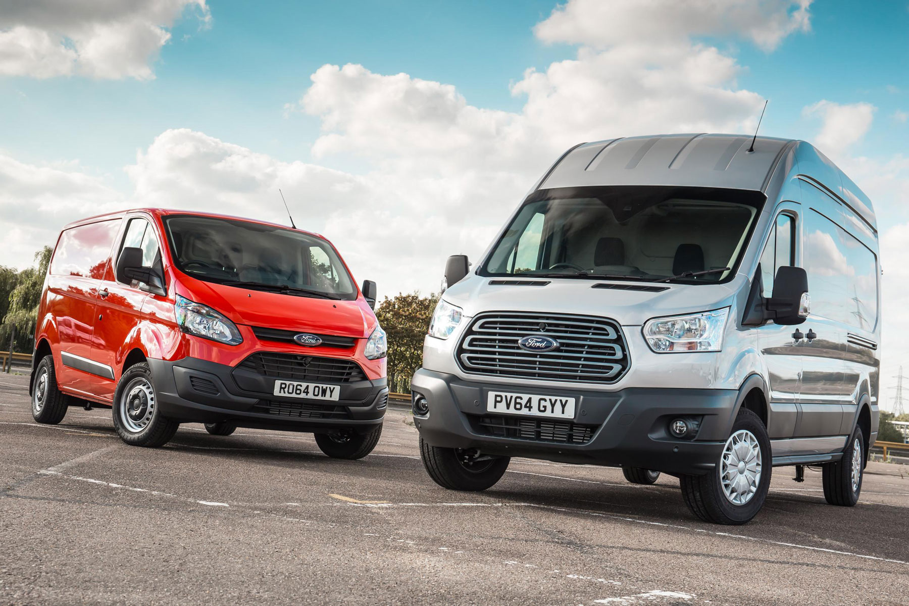 Van insurance costs rise in 2016