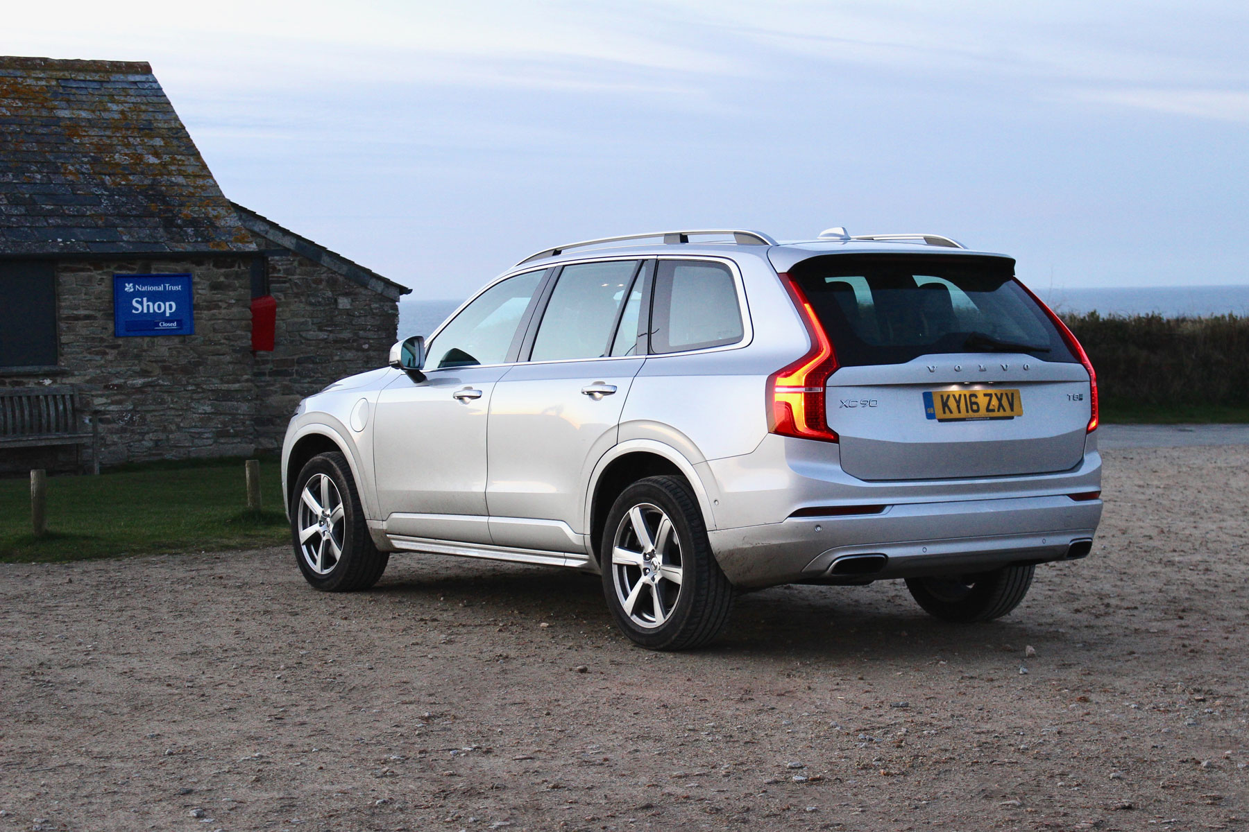 Opinion  The Volvo Xc90 T8 Is Brilliant  U2013 But It U0026 39 S Ruined My Christmas
