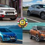 Revealed: the European Car of the Year finalists of 2017