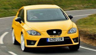 Retro Road Test: SEAT Leon Cupra R