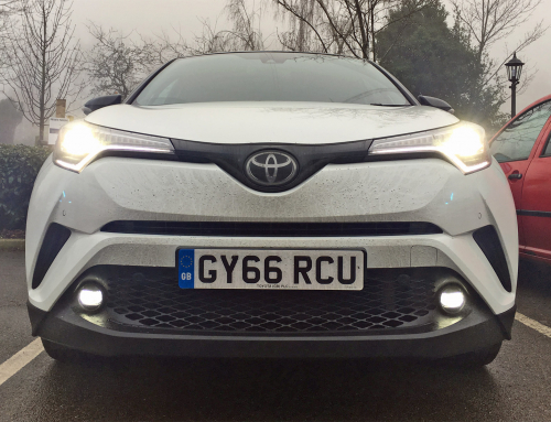 This is how you're supposed to use your fog lights