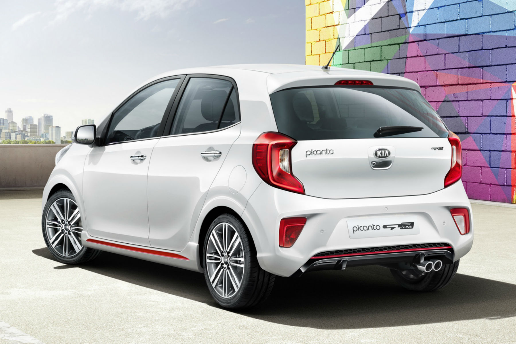 2017 Kia Picanto revealed ahead of Geneva Motor Show debut