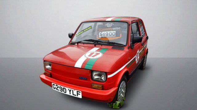 20 quirky classics for sale on Auto Trader