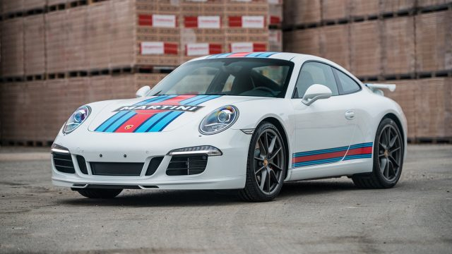 Perfect Porsche collection up for sale