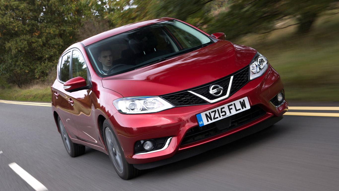 Nissan: 0% finance