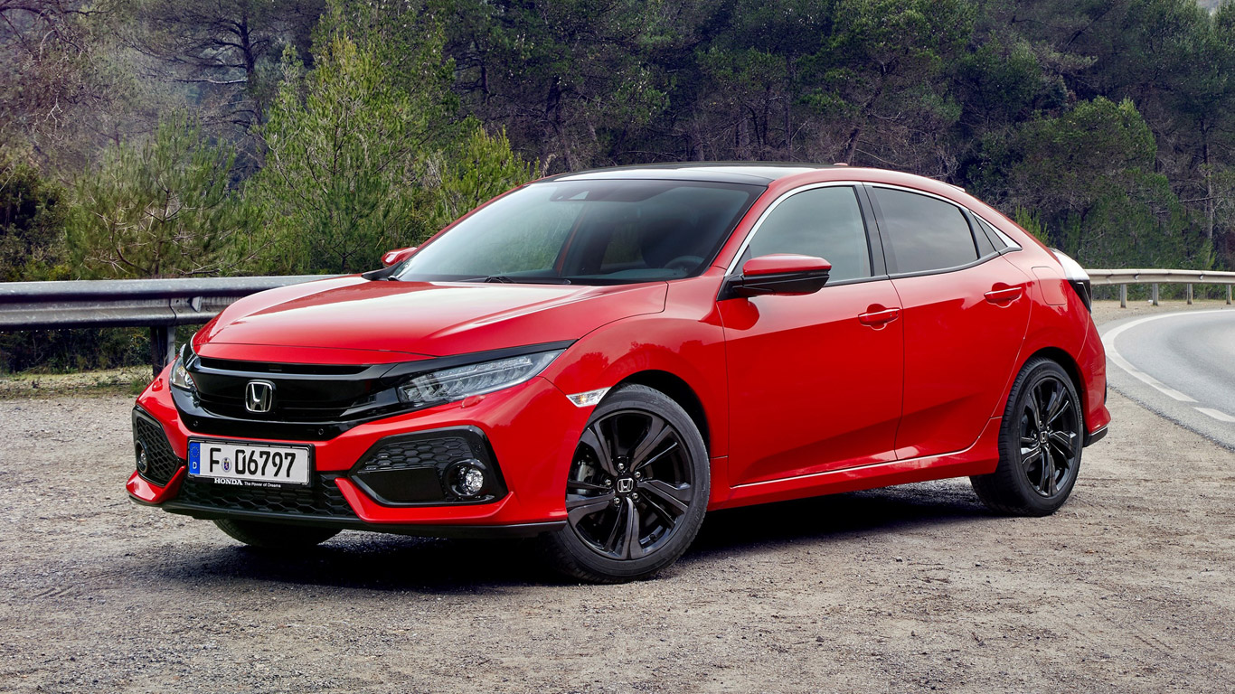 We need to talk about the Civic's design