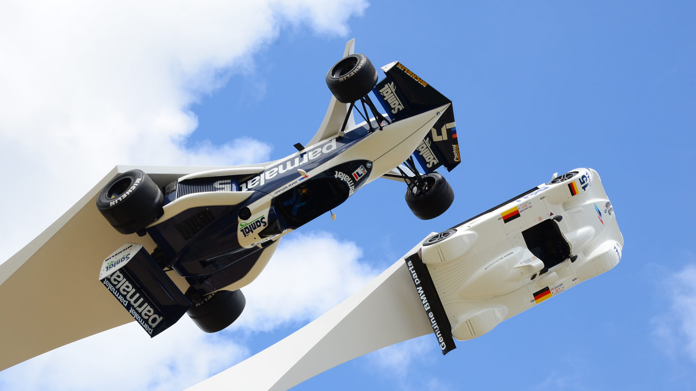 Goodwood Festival of Speed, Goodwood (22 - 25 June)