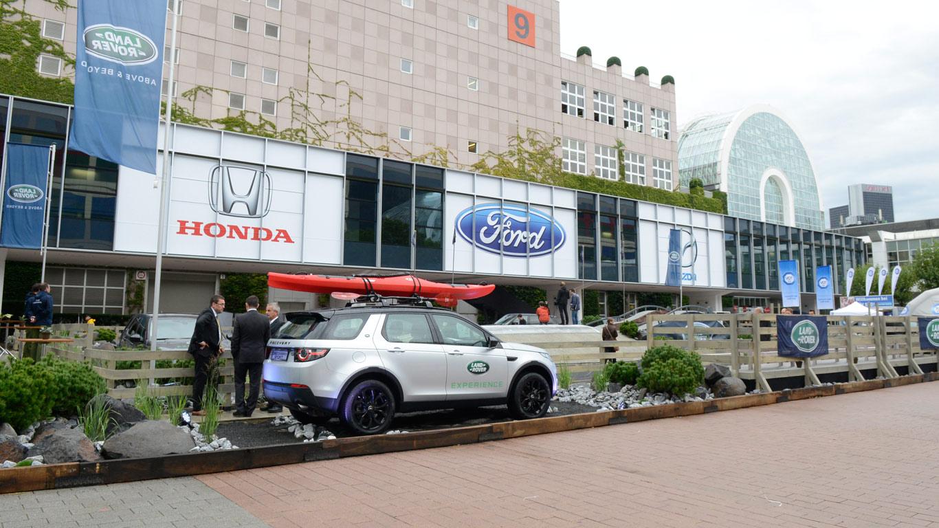 Frankfurt Motor Show (14 - 24 September)