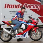 Guy Martin joins Honda Racing