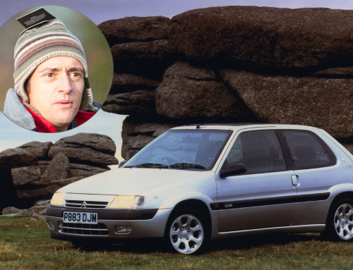 Richard Hammond has bought a Citroen Saxo VTS – and we're jealous