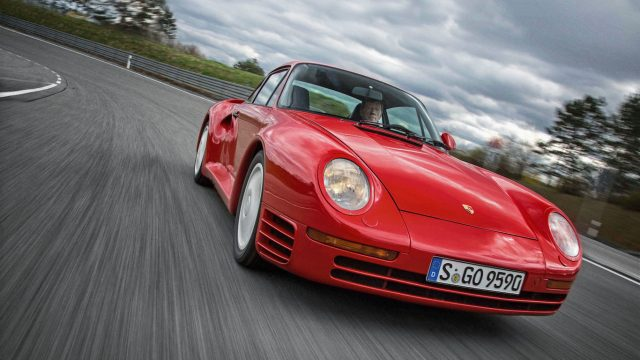 Homologation heroes: 80s race cars tamed for the road
