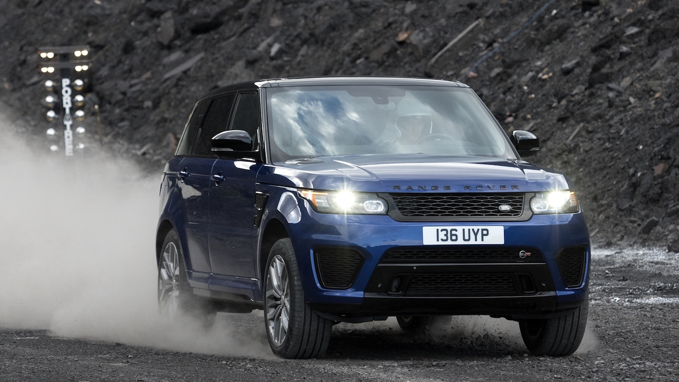 25 seriously quick SUVs and pick-ups
