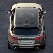 Range Rover Velar Teaser Image
