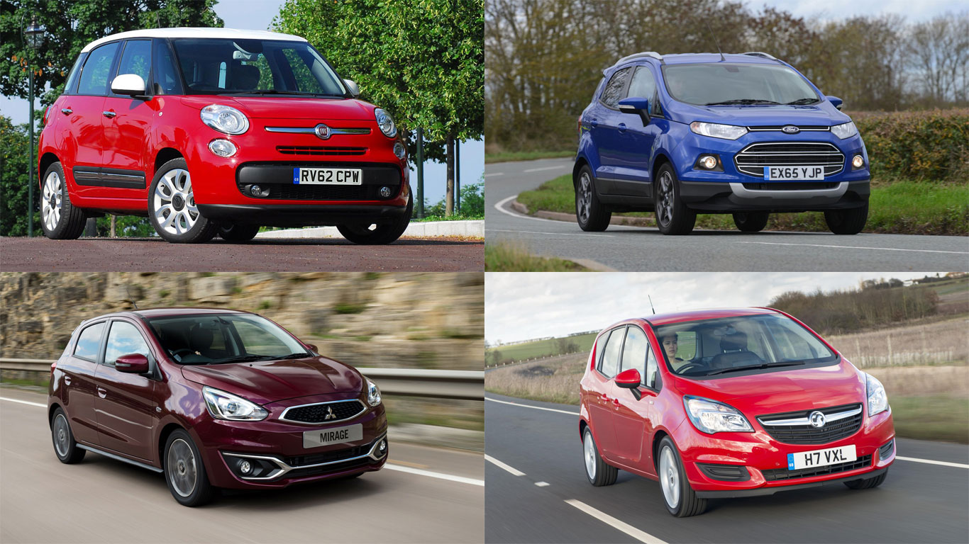 We can't believe they're not better: the most disappointing new cars