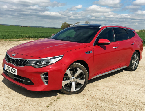 Kia Optima Sportswagon 1.7 CRDi GT-Line S estate (2016): long-term review