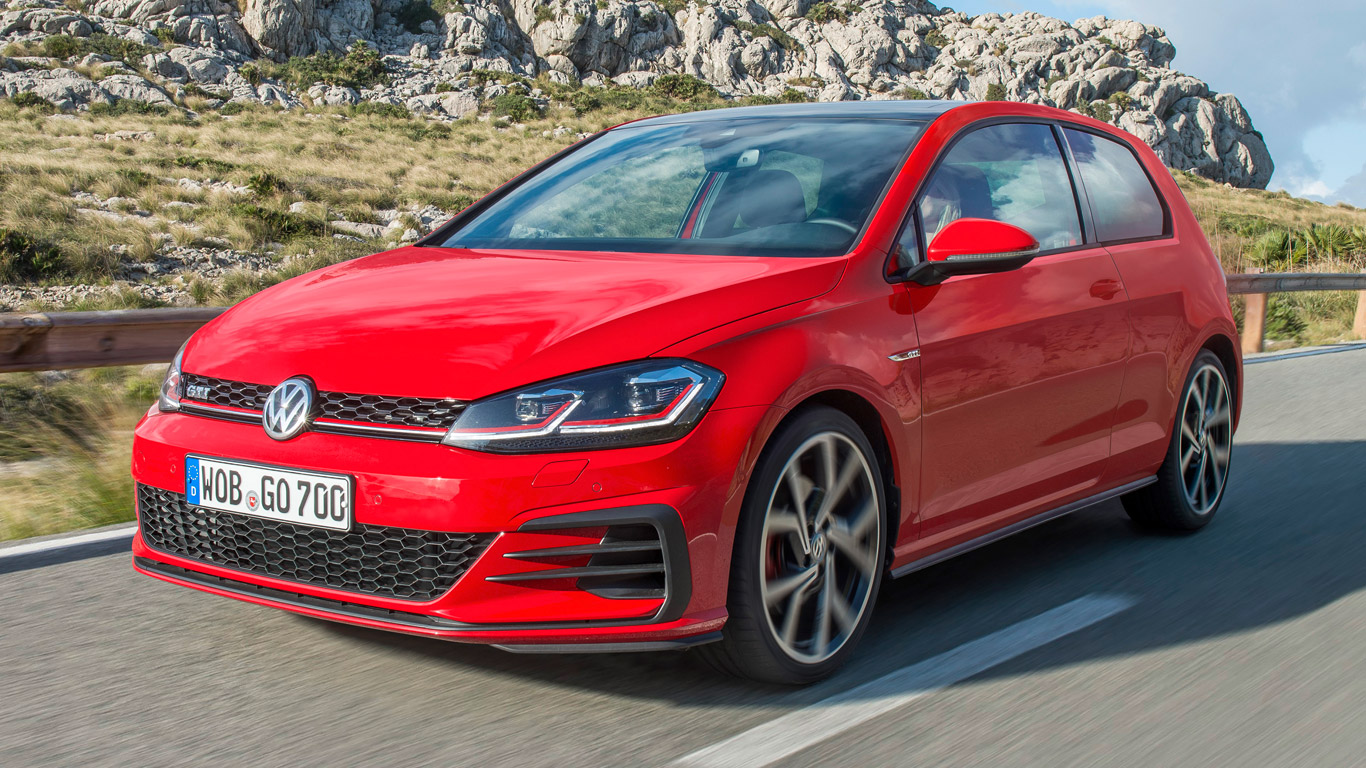 2017 VW Golf GTI review: why this is the best fast Golf