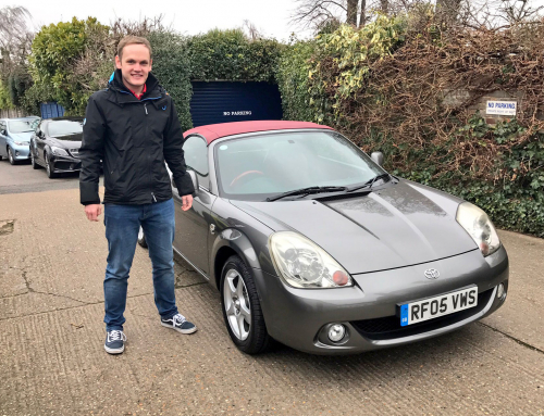 Retro Road Test: I've bought a Toyota MR2