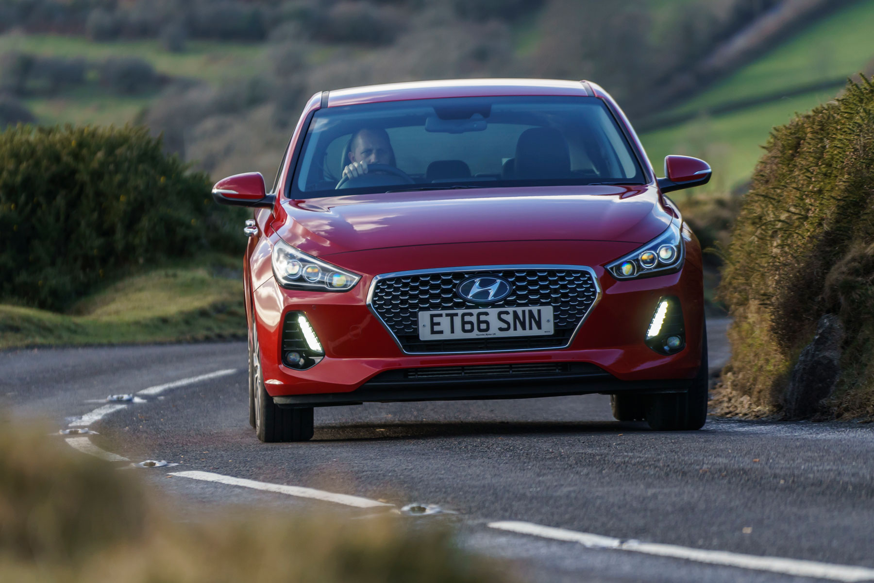 Hyundai i30 UK road test