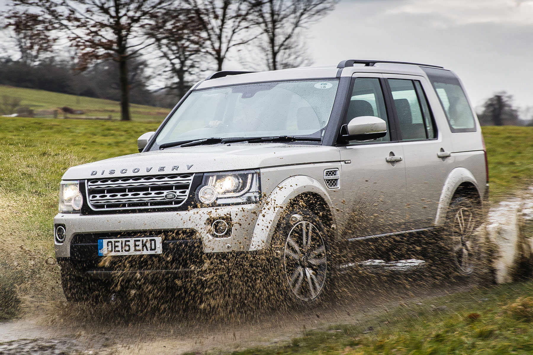 Favoloso Land Rover Discovery: Retro Road Test special | Motoring Research GW52