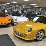 Yorkshire's best-kept secret: inside Malton's amazing classic Porsche showroom